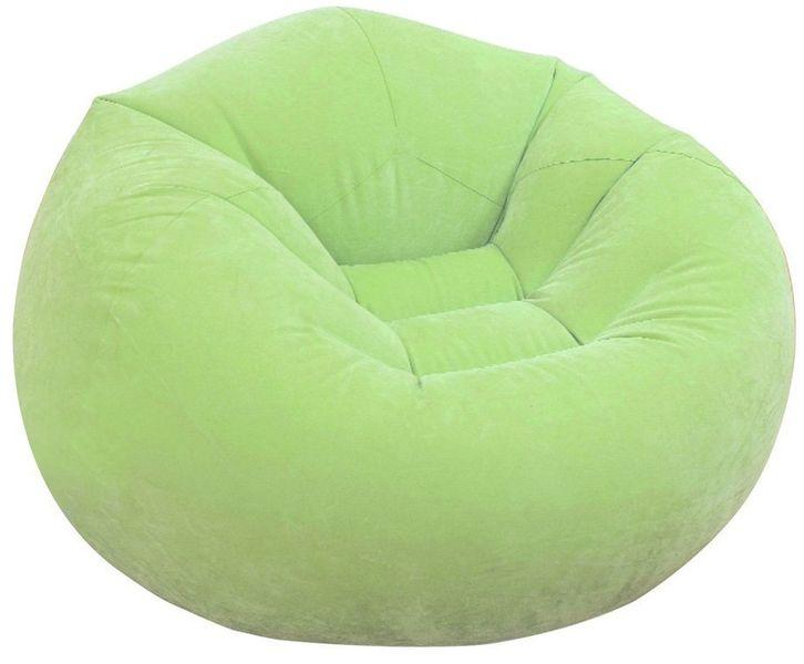 Intex 68569 Nafukovací křeslo - zelené