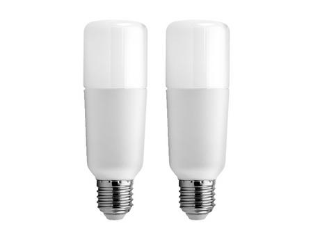 GE Lighting LED žárovka Bright Stik E27 15W, studená bílá