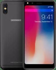 Doogee X53, černý