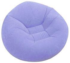 Intex 68569 Nafukovací křeslo - fialové