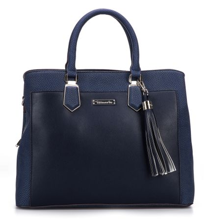 Tamaris ženska ročna torbica temno modra Elsa
