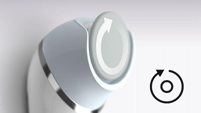 Kiegészítő a Philips BCR369/00 sarokreszelőhöz - rotációs fej