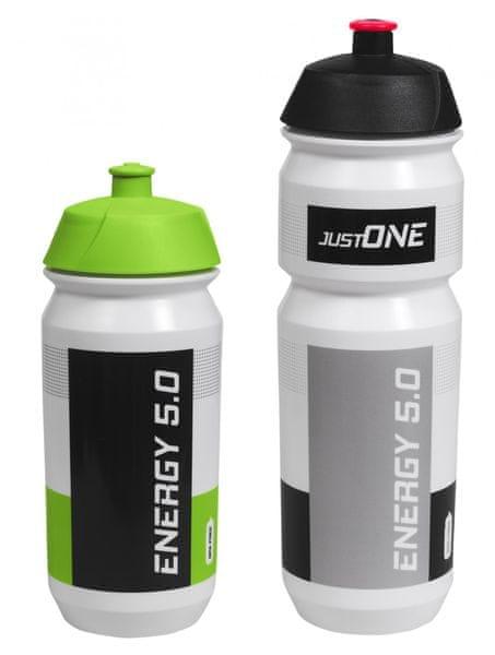 Just One Energy 5.0 set 1+1 zelená/černá