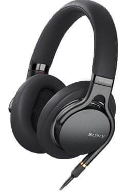 SONY słuchawki nauszne MDR-1AM2, czarne