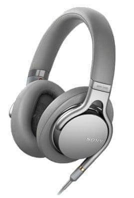 Sony MDR-1AM2, stříbrná
