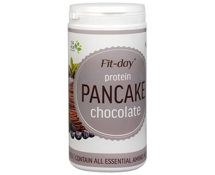 Fit-day Protein Pancake CHOCOLATE 600 g