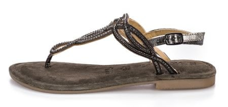 Tamaris sandały damskie Lena 40 brązowy