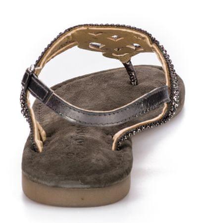 8d338b5442 Tamaris dámské sandály Lena 37 hnedá