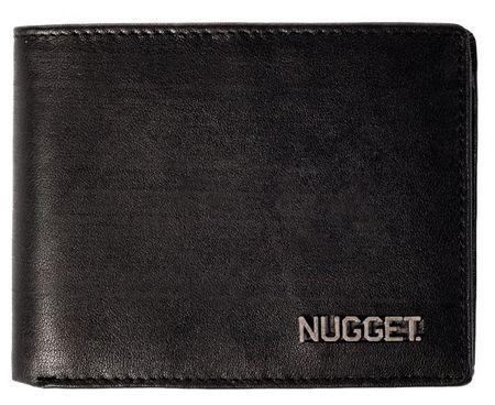 Nugget pánská černá peněženka Attitute