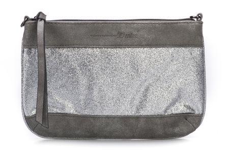 Tom Tailor ženska torbica siva Tilda
