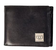 Nugget moška denarnica Snare, črna