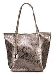 Tom Tailor bronzová kabelka Mila VIP