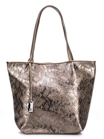Tom Tailor ženska ročna torbica Mila VIP, bron