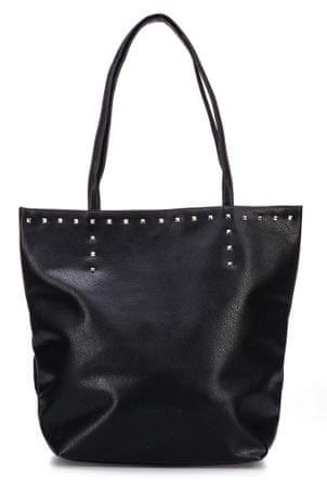 Tom Tailor ženska ročna torbica Ronja Flash, črna