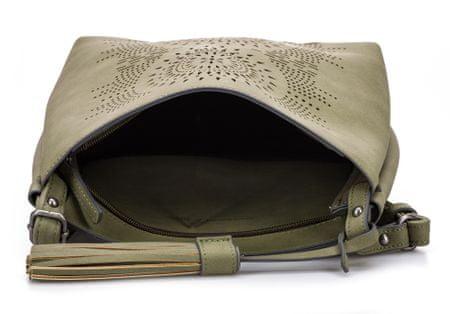Tom Tailor zelená kabelka Nina  b5a8fad8da1