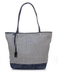 Tom Tailor ženska ročna torbica Mila Ahoi, temno modra