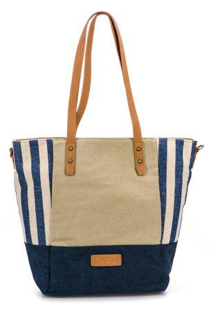 Tom Tailor ženska ročna torbica Arizona, modra