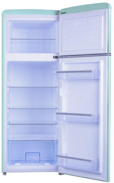 Amica retro lednice VD 1442 AL