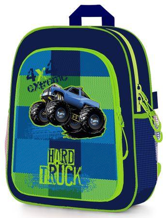 Karton P+P Dětský předškolní batoh Truck - Alternativy  f91b662ad1