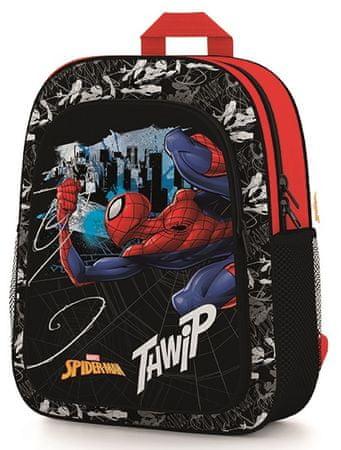 Karton P+P Dětský předškolní batoh Spiderman  43685d0cf1