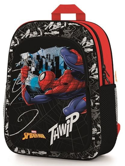 Karton P+P Plecak przedszkolny Spiderman