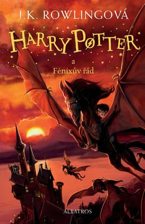 Rowlingová Joanne Kathleen: Harry Potter a Fénixův řád