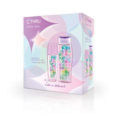 C-Thru Tender Love - deodorant s rozprašovačem 75 ml + sprchový gel 250 ml