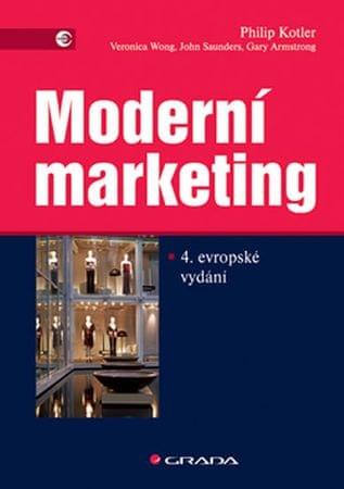 Kotler Philip: Moderní marketing, 4.vydání