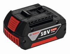 BOSCH Professional Li-Ion akumulatorska baterija GBA 18 V 6 Ah (1600A004ZN)