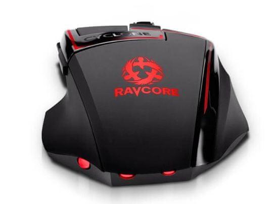 Ravcore miška Cyclone Avago 9800