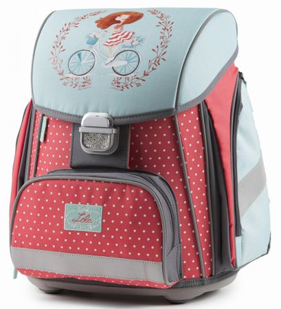Karton P+P plecak szkolny Premium Lola