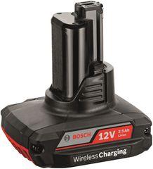 BOSCH Professional akumulatorska baterija za brezžično polnjenje GBA 12 V 2,5 Ah W, 5 kosov (0602494026)