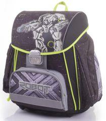 Karton P+P plecak szkolny Premium Robot