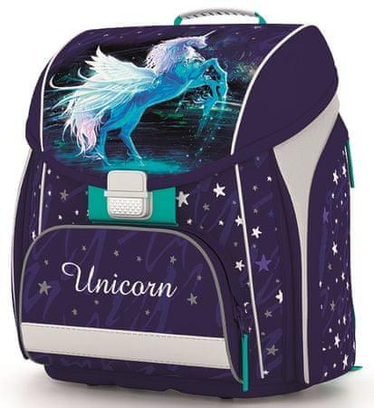 Karton P+P Anatomický batoh PREMIUM Unicorn