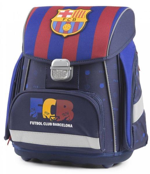 Karton P+P Anatomický batoh PREMIUM FC Barcelona