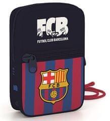 Karton P+P FC Barcelona nyakba akasztható kistáska