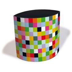 REMEMBER® Odpadkový koš Mosaic, 36 cm