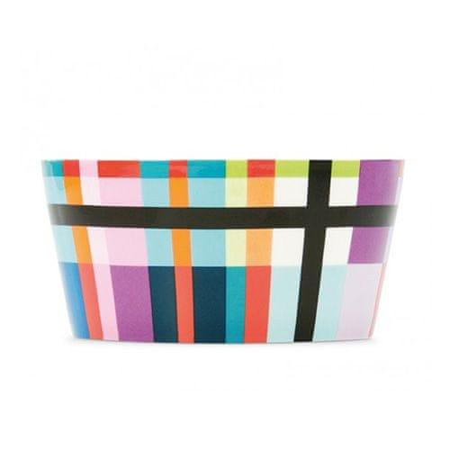 Müsli miska porcelánová Zigzag, 0,45 l