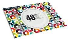 REMEMBER® Papírové prostírání Pattern, 48 ks
