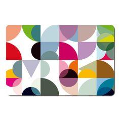 REMEMBER® Prostírání Solena, 44x29 cm (SET 4 ks)