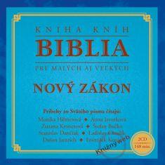 autor neuvedený: Biblia - Nový zákon - KNP-2CD