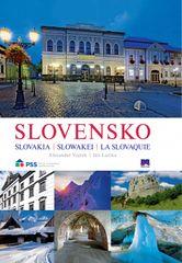 Vojček, Ján Lacika Alexander: Slovensko Slovakia Slowakei La Slovaquie, 2. vydanie