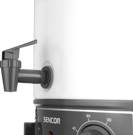 SENCOR elektrický zavařovací hrnec SPP 2100WH