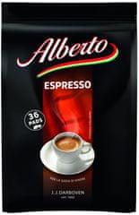 Alberto Espresso Pads šesť balenie 36x7g