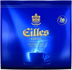 Eilles Gourmet Café Pads šest balení 96x7g