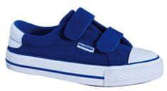 Protetika Dakota fiú gyermek bőrcipő - kék