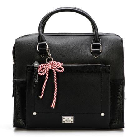 Bessie London ženska torbica, črna