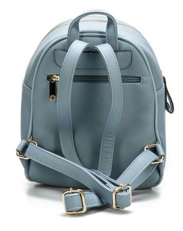 Bessie London dámský modrý batoh  b56af179c74