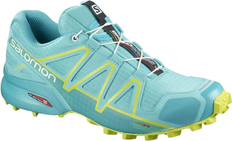 Salomon Speedcross 4 W Blue Curac/Bluebi/Ac 40.0 (6,5UK)