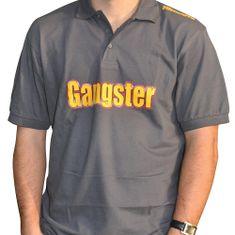 Mikbaits Pánská polokošile Gangster - šedá